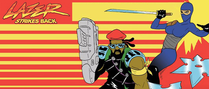 Major Lazer – Lazer Strikes Back Vol. 4 [Download]